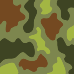 Camuflado verde